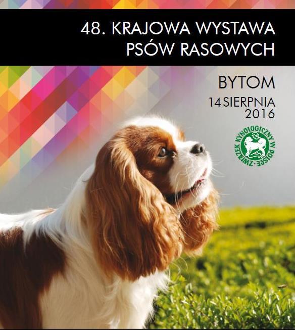 Zapraszamy na wystawę psów! 14.08.2016