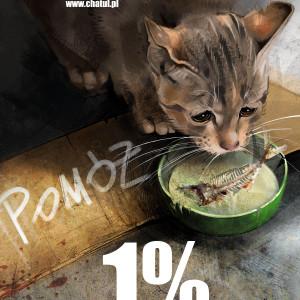 Prosimy o 1% podatku!
