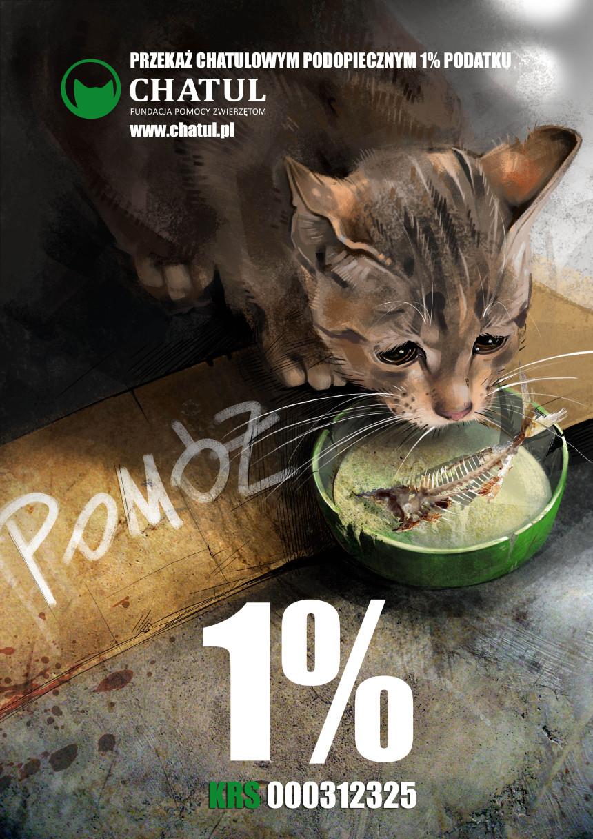 1% dla CHATULA